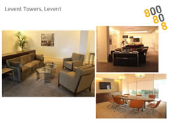 LEVENT TOWERS